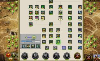 Браузерная онлайн стратегия c заработком My Lands